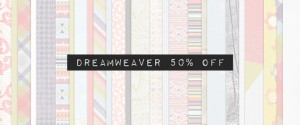 Dreamy 50% Off!
