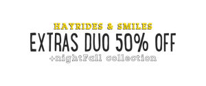 Hayrides & Smiles Extras Duo